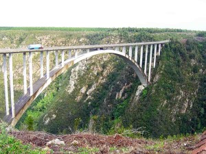 Bloukrans Suspension Bridge