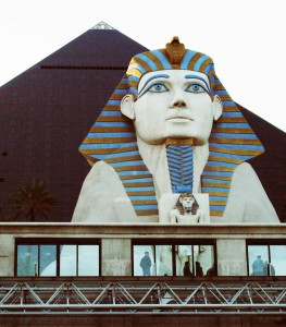 Egypt in Las Vegas