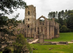 UNESCO World Heritage Sites in the UK: Fountains Abbey