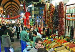 Istanbul's Great Bazaar