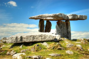 Poulnabrone, The Burren, County Clare, Ireland