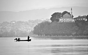 Lake of Ioannina, Greece