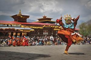 Paro,Bhutan