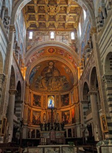 3. Inside the Duomo, Siena