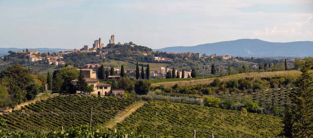9. Medieval city of San Gimignano