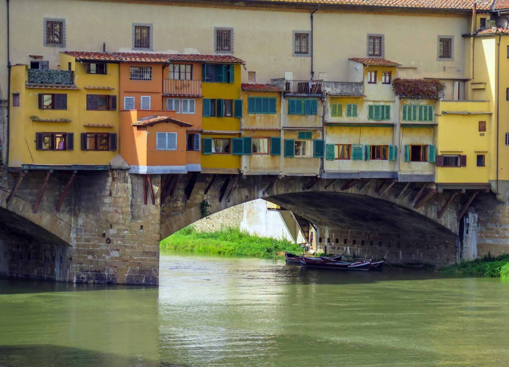 4. Ponte Vecchio in Florence