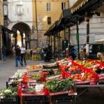 8. Street market