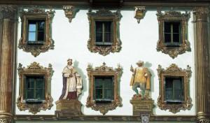 Ornate Frescoes