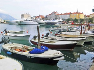 Budva Harbour