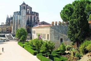 Central Portugal - Tomar Castle