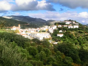 Spanish Costas: Hillside Village of Atajate