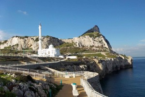 Mosque of the Two Custodians at Europa Point
