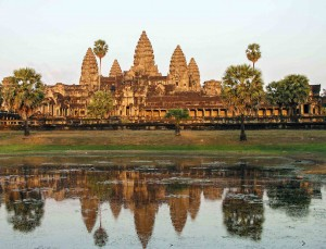 The mystery of Angkor Wat