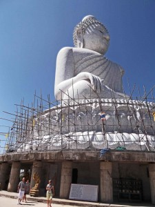 The Big Buddha, Phuket