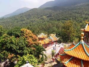 Chinese Temple, Koh Phangan - Thailand