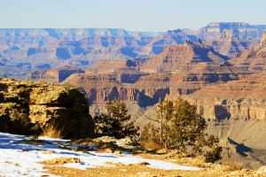 Road Trip USA - Grand Canyon in Winter
