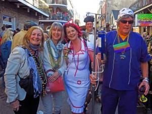 Krewe of Cork Parade
