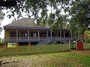 Laura Plantation House