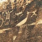 700 year old Petroglyph