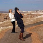 Dry, Windy Climate in the Petrified Forest