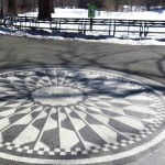 John Lennon Memorial - IMAGINE