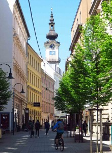 Pedestrianised Area in the Altstadt