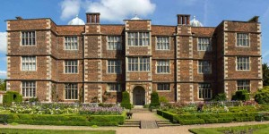 Doddington Hall: A Fine Tudor Brick Mansion