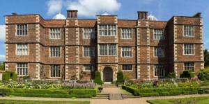 Doddington Hall: A Fine Tudor Brick Mansion