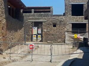 Pompeii: Work in Progress