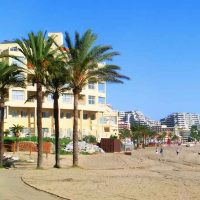 Car Hire Excess Insurance - Beach South of Malaga, Spain