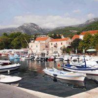 Croatia: Bol Harbour on the Island of Brac