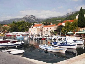 Croatia: Bol Harbour on the Island of Brac