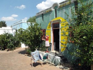 Quaint Shops on Short Street