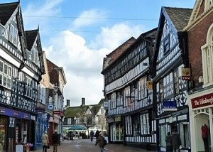 The Crown at the Heart of Nantwich