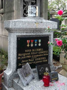The Grave of Miss Bluebell