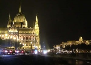 Budapest: Parliament Building and Buda Castle Hill