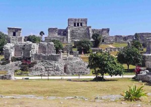 Treasures Cruise - Visit to Tulum, Mexico