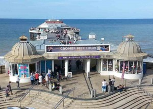 Cromer pier – Best and handsomest in the nation