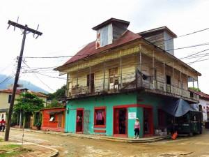 Historic Trade House in Trujillo