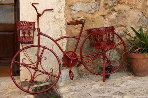 Street furniture, Valldemossa