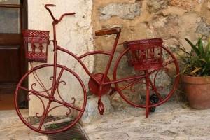 Street furniture, Valldemossa