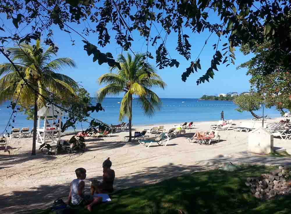 Thomson Holiday In Negril Jamaica Sun Sand Sea And Reggae