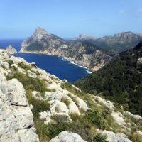 Mallorca -Mirador del Mal Pas
