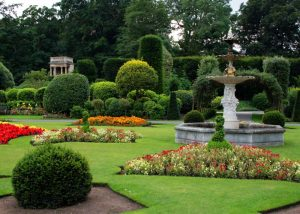 Gardens at Brodsworth Hall