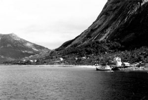 Visiting isolated towns and villages