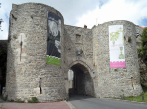 Entrance to the Old Town