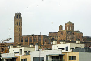 Cathedral and Castle of Lleida