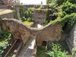 Ruined ramparts