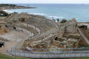 Amphitheatre in Tarragona