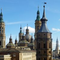 Cathedrals and churches in Zaragoza